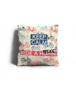 """Poduszka dekoracyjna """"keep calm"""""""