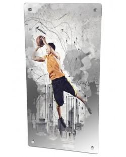 Grzejnik z nadrukiem basketball