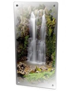 Grzejnik z nadrukiem wodospad