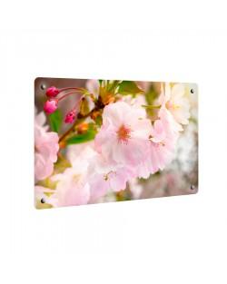 Grzejnik z nadrukiem kwiaty